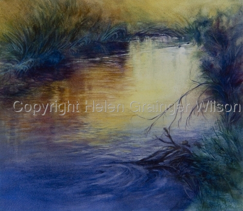 Empty Nesters by Helen Grainger Wilson (large view)