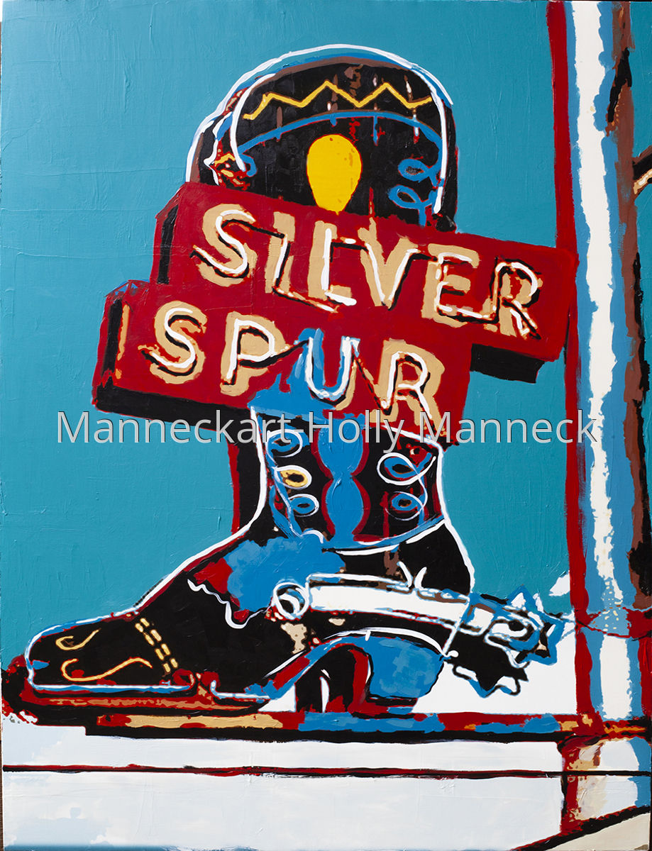 Silver Spur (large view)