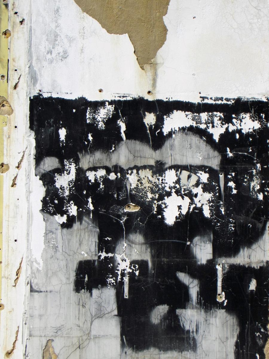 Abstract Wall IX (large view)