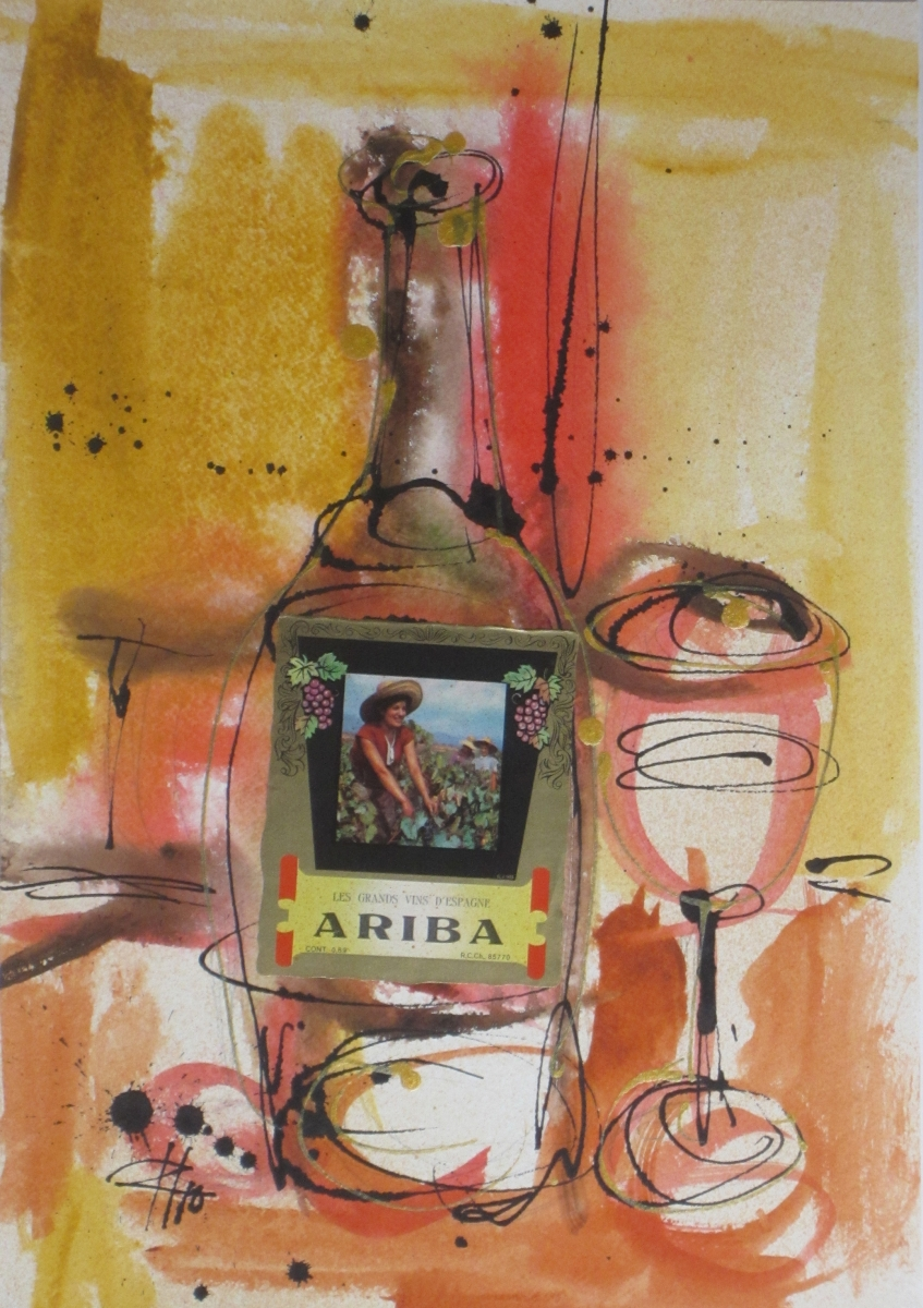 Ariba (Vintage Wine) (large view)