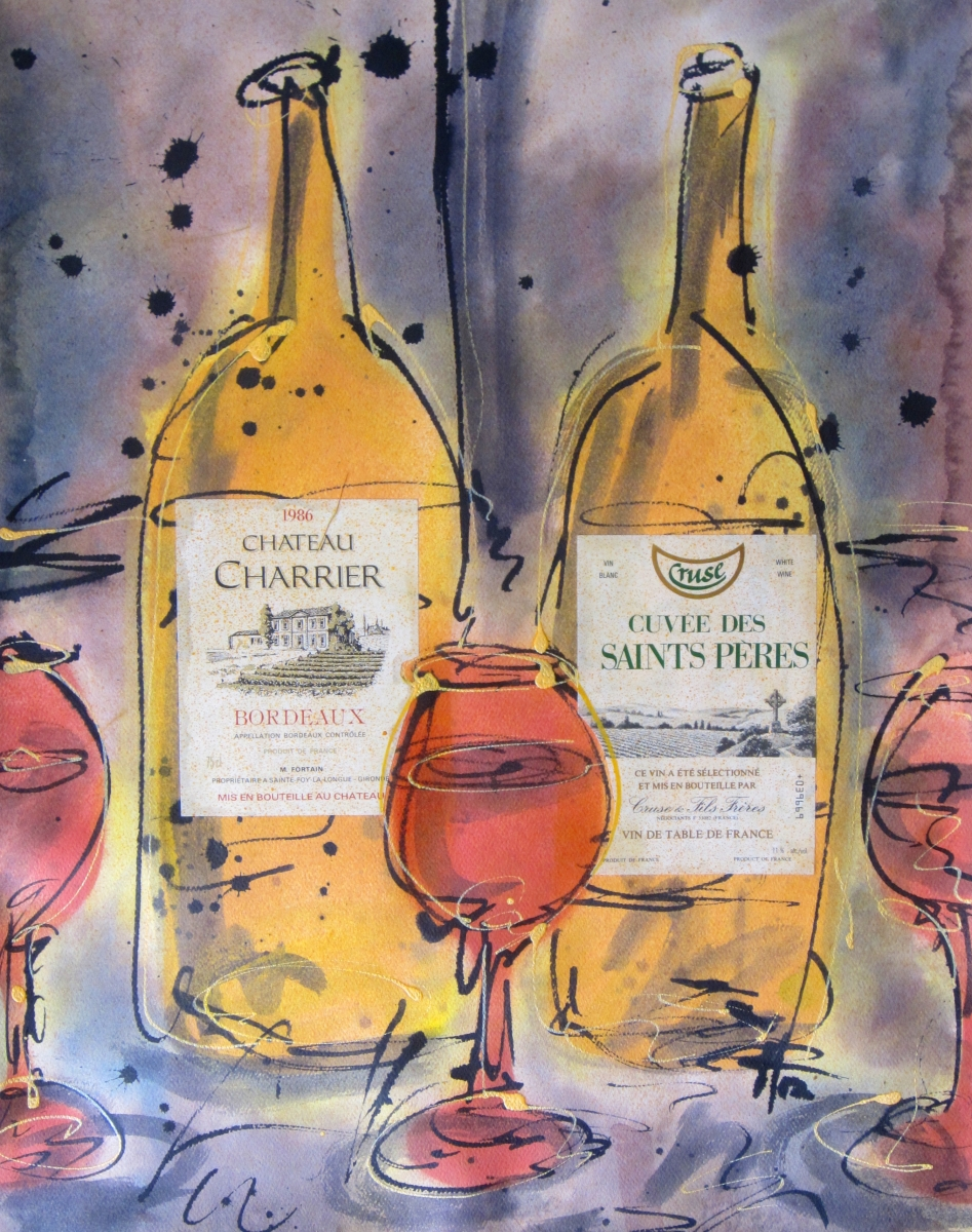 Chateau Charrier (Vintage Wine) (large view)
