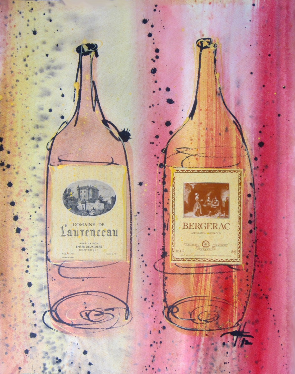 Laurenceau Bergerac (Vintage Wine) (large view)