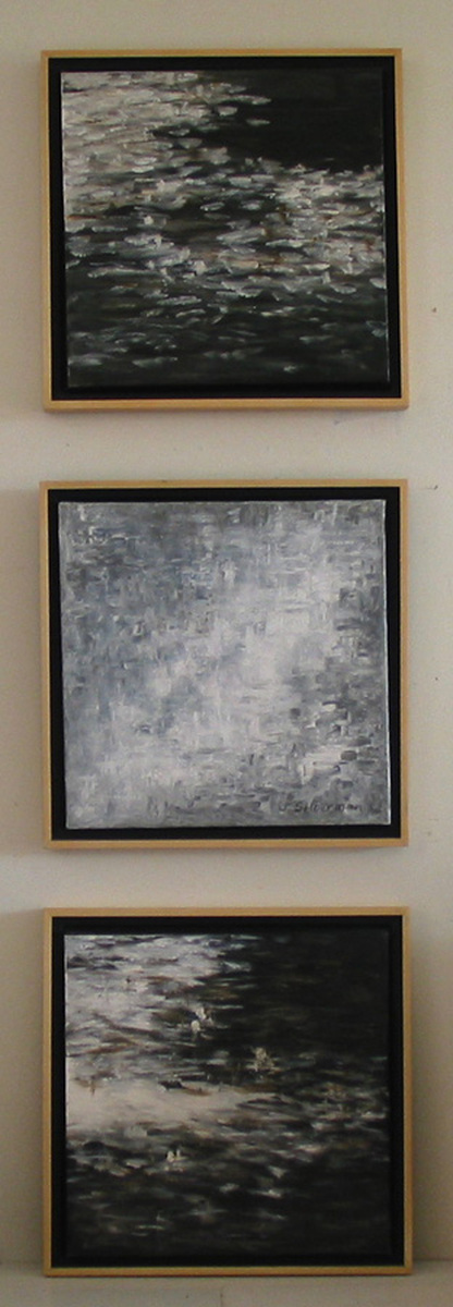 Triptych, In Gray Tones   (large view)