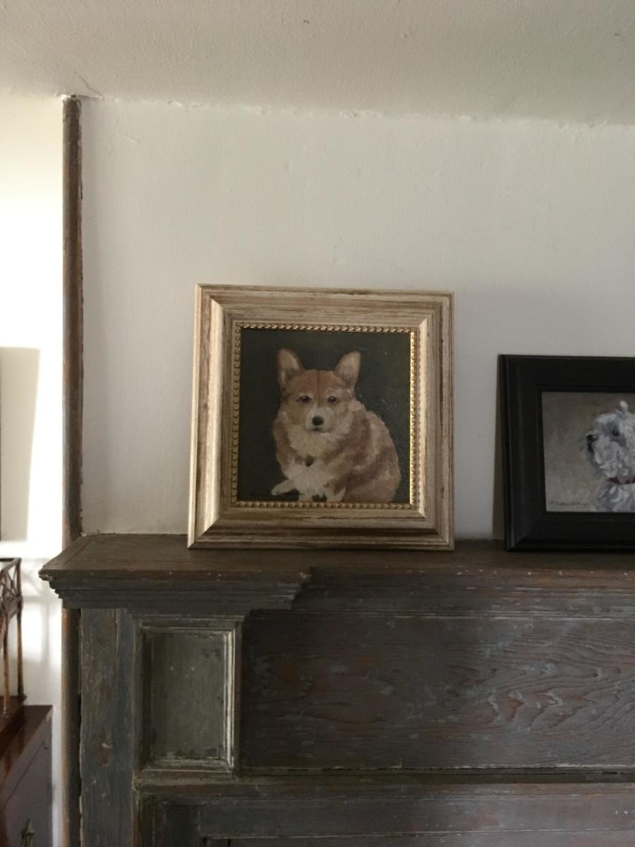Chunky Corgi Painting (large view)