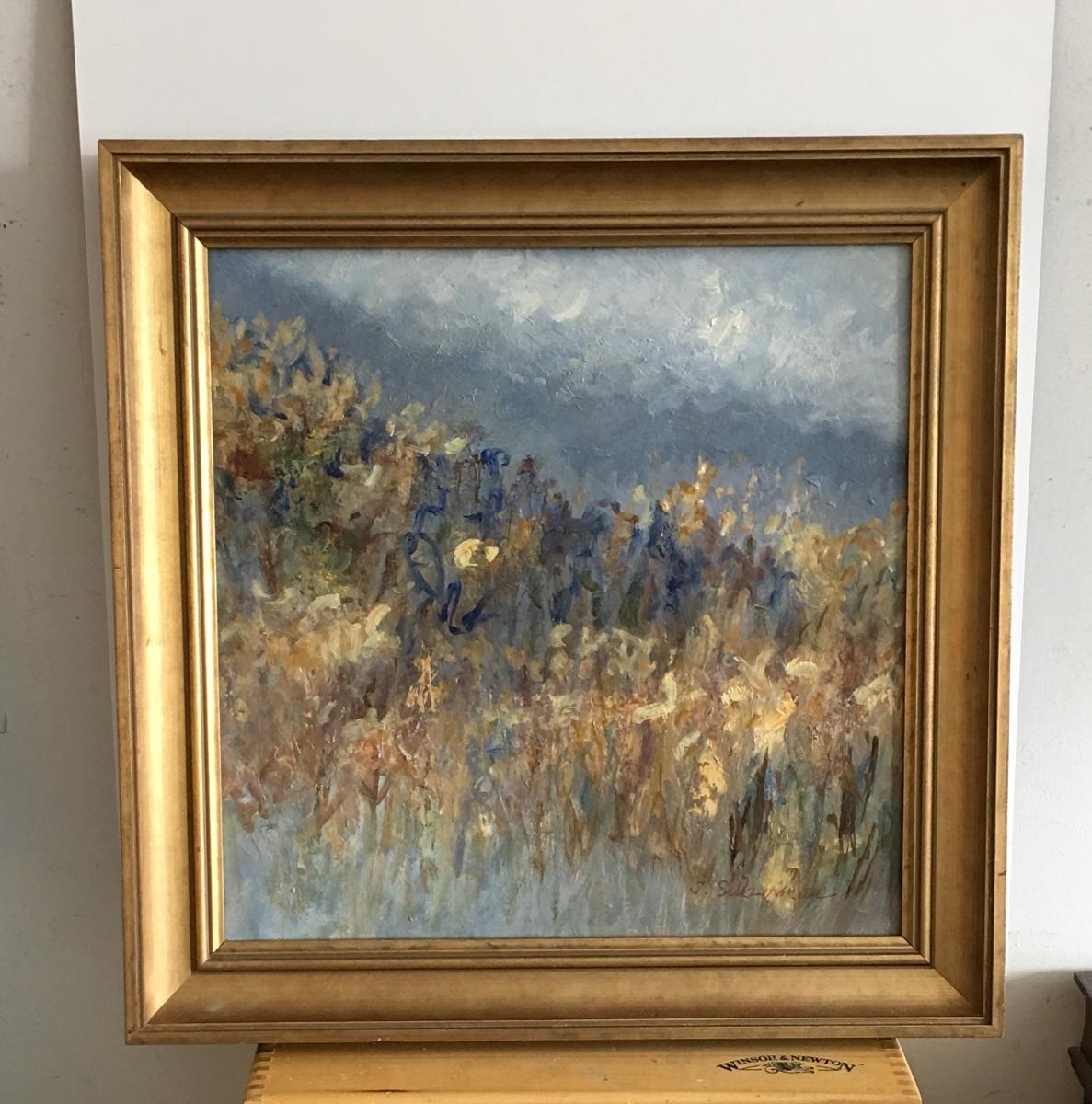 Wild Grass Lands, framed  (large view)