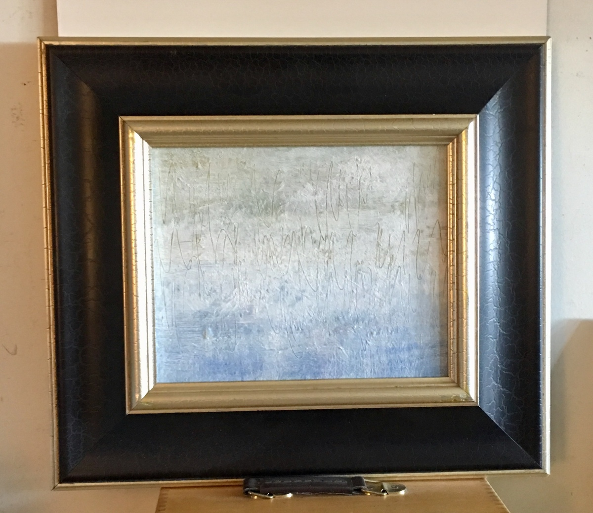 Abstracting, framed  (large view)