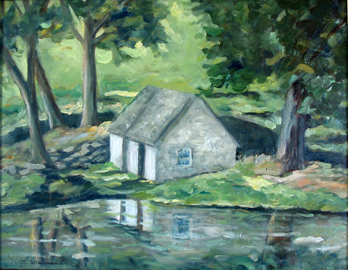 Springhouse Pond (large view)