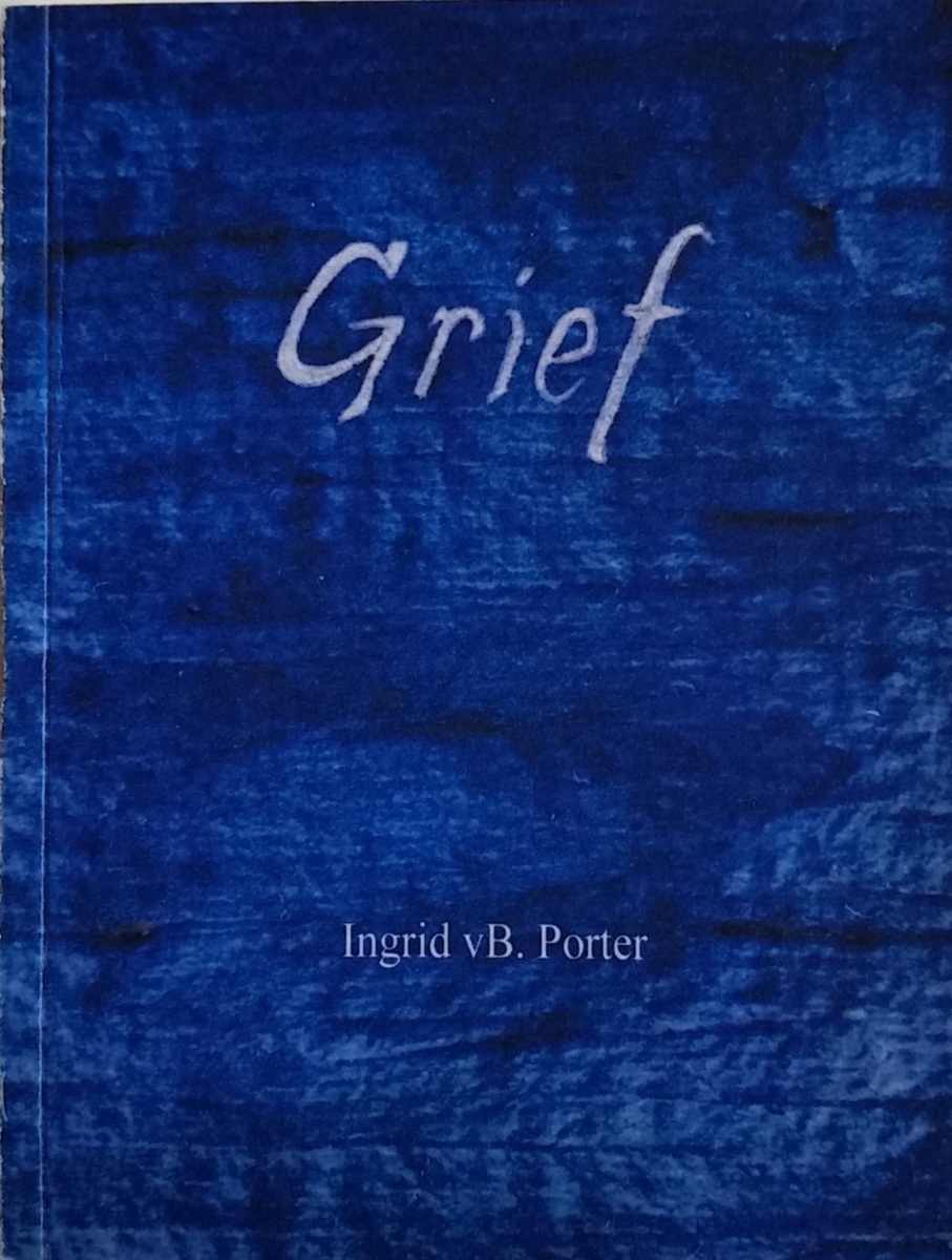 """Grief"" - paperback edition (large view)"