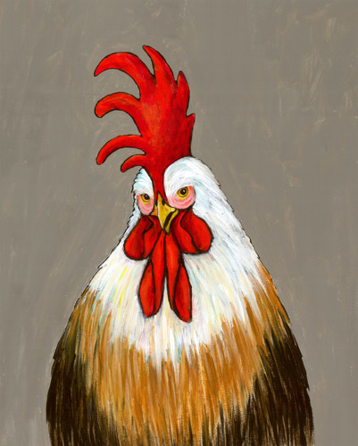Rooster Doodle Do