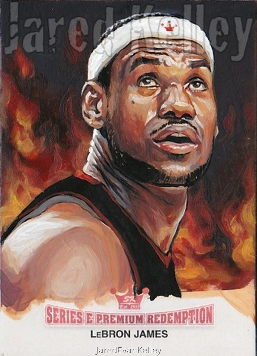 LeBron James (large view)