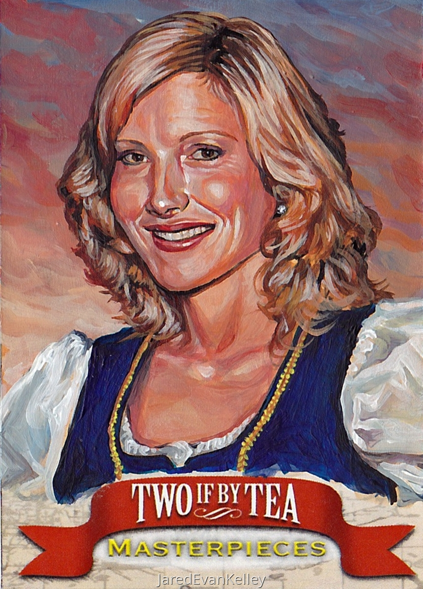 Sample Work for Two If By Tea® (Kathryn Limbaugh) (large view)
