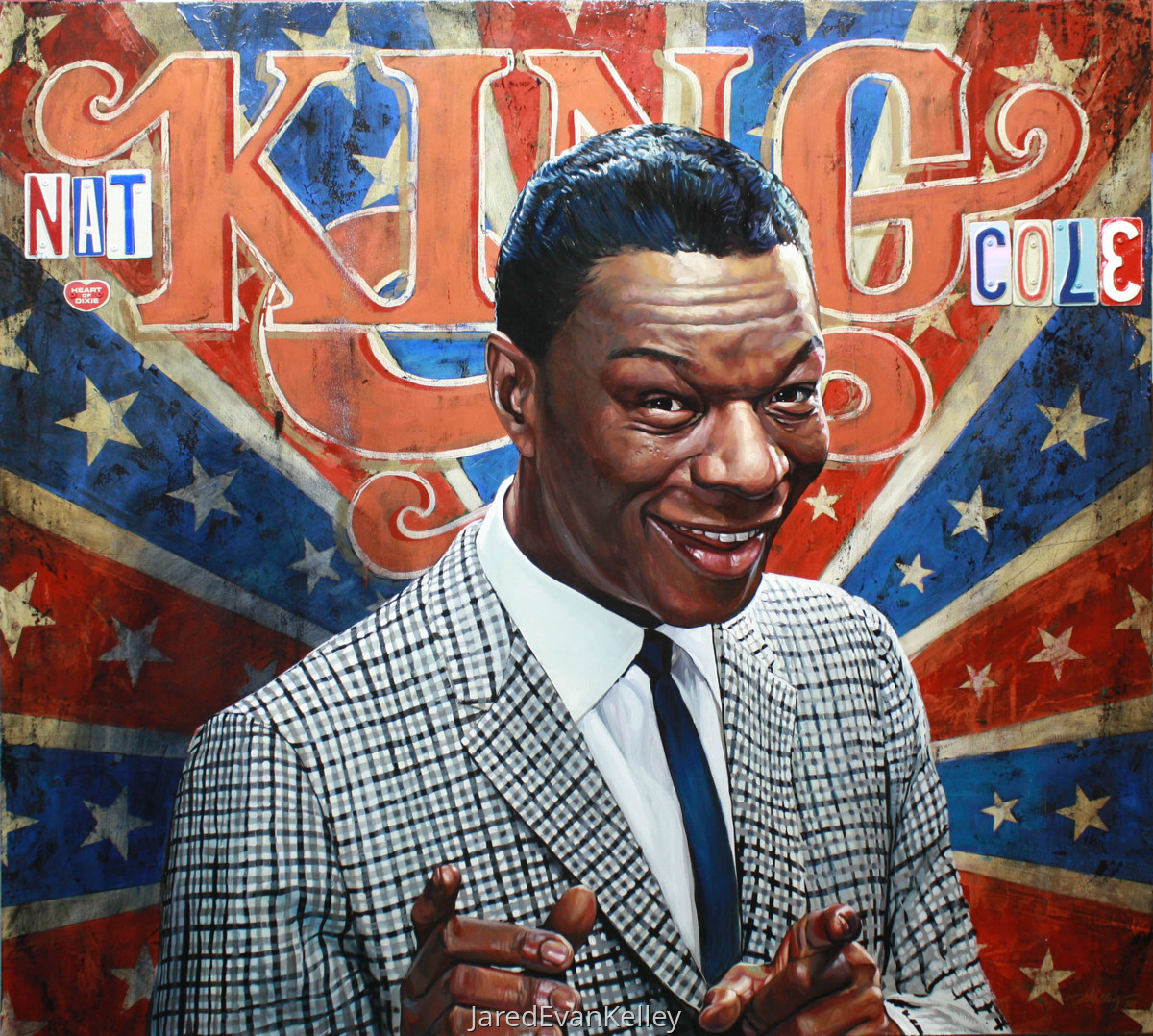 Nat King Cole (large view)