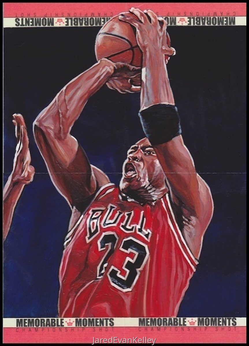 Michael Jordan (large view)