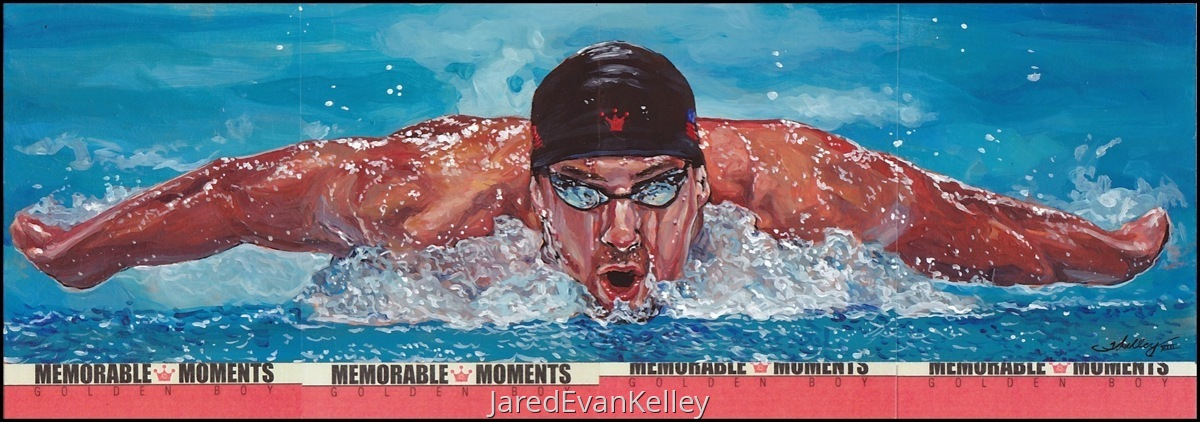 Michael Phelps (large view)