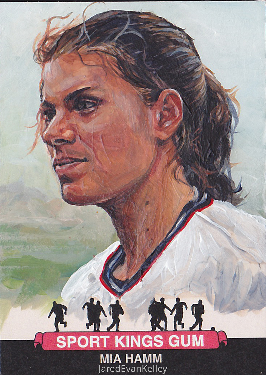 Mia Hamm (large view)