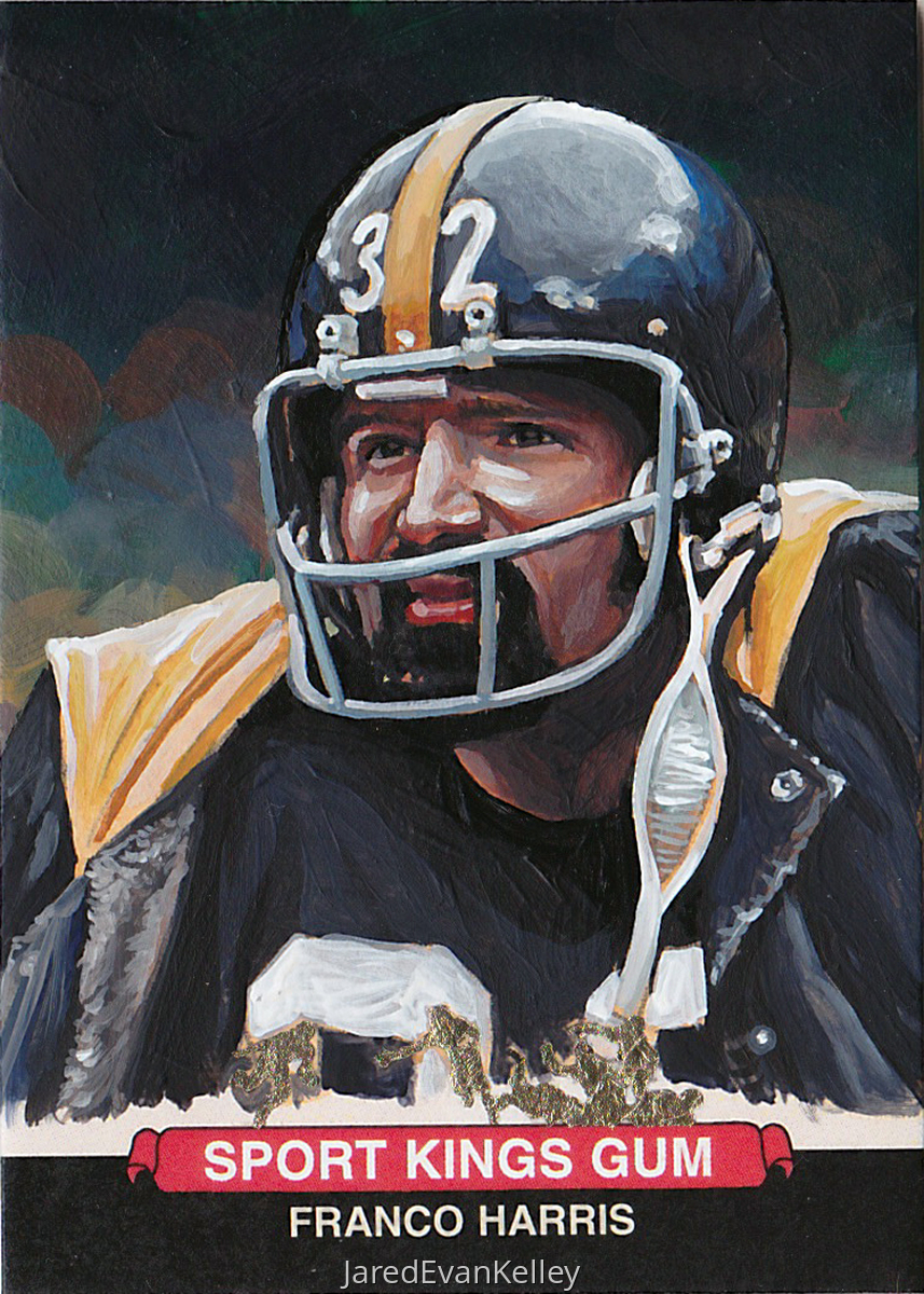Franco Harris (large view)