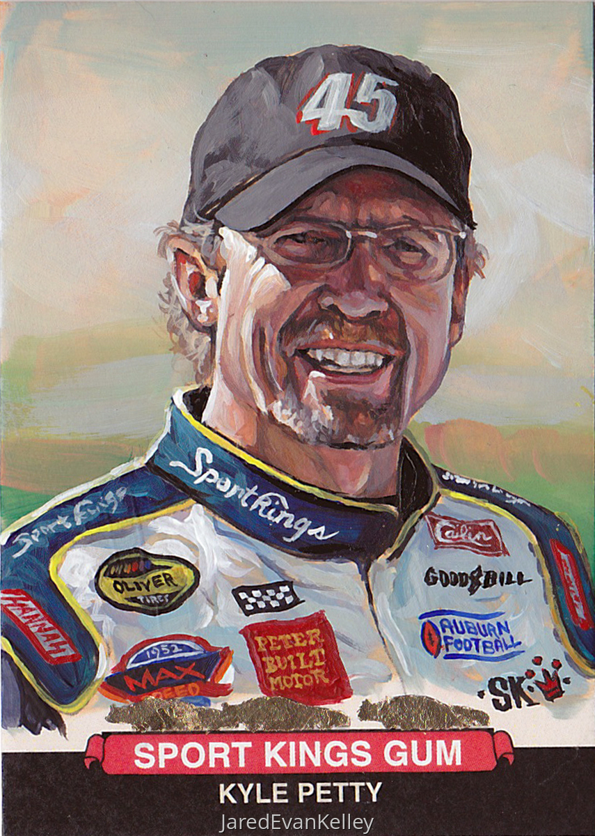 Kyle Petty (large view)