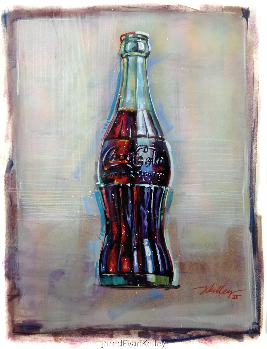 Coke Bottle #4 (large view)