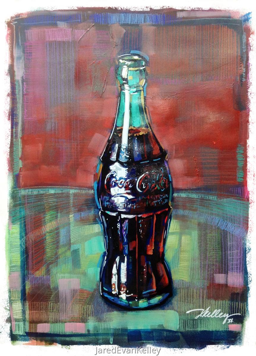 Coke Bottle #5 (large view)