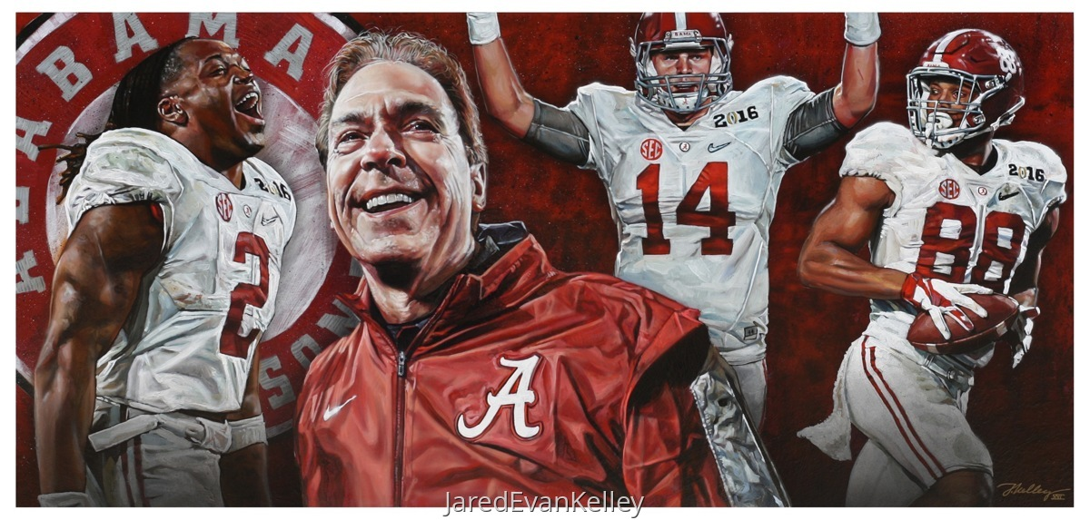 2016 Crimson Tide Champions (large view)