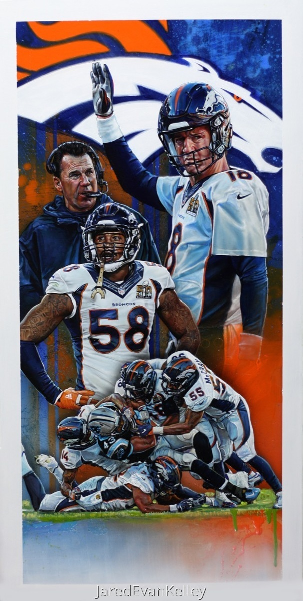 2016 Denver Broncos (large view)