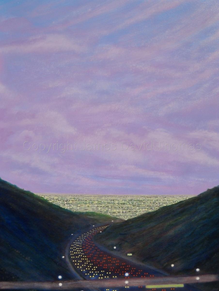 "LA Painting Variation #29"" (large view)"