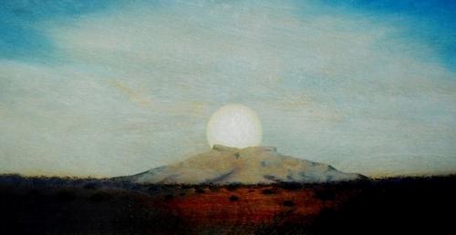 November Mesa (large view)