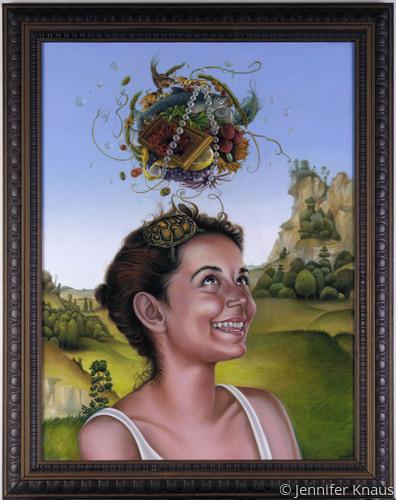 Portrait of Rose