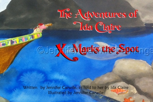 The Adventures of Ida Claire is a pirate adventure suitable for children aged 5-10  (large view)