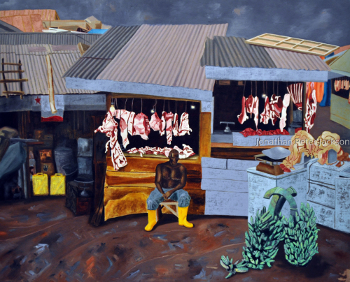The Butcher of Kampala (large view)