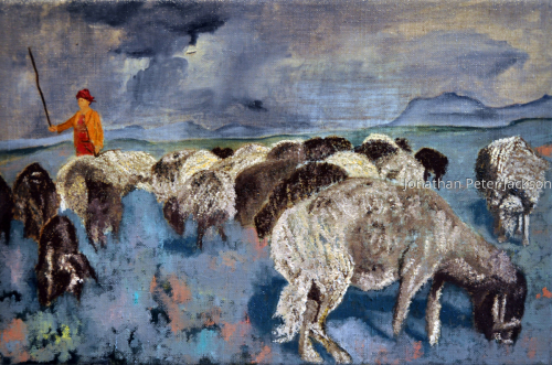 High Plains Shepherd (large view)