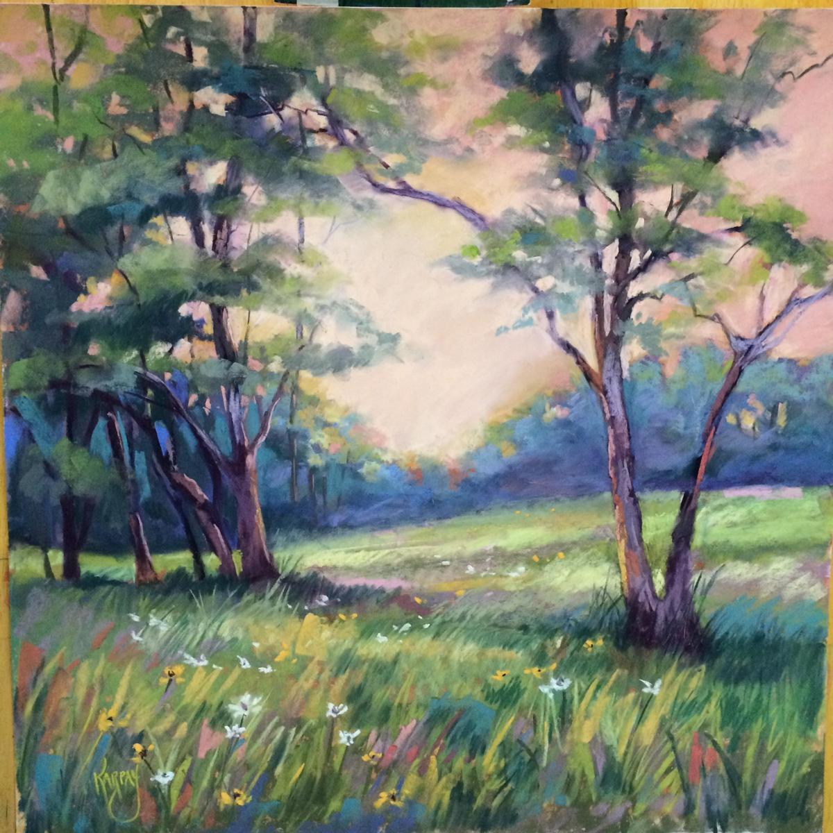 Morning Meadow (large view)