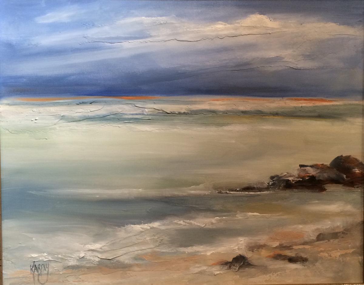 Calm Shore (large view)