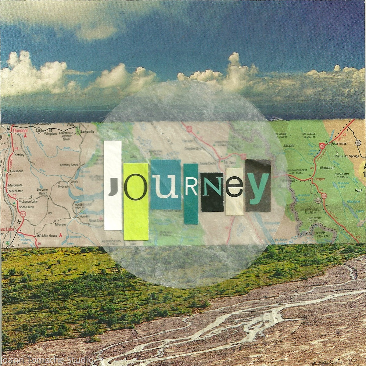 Journey art tile (large view)