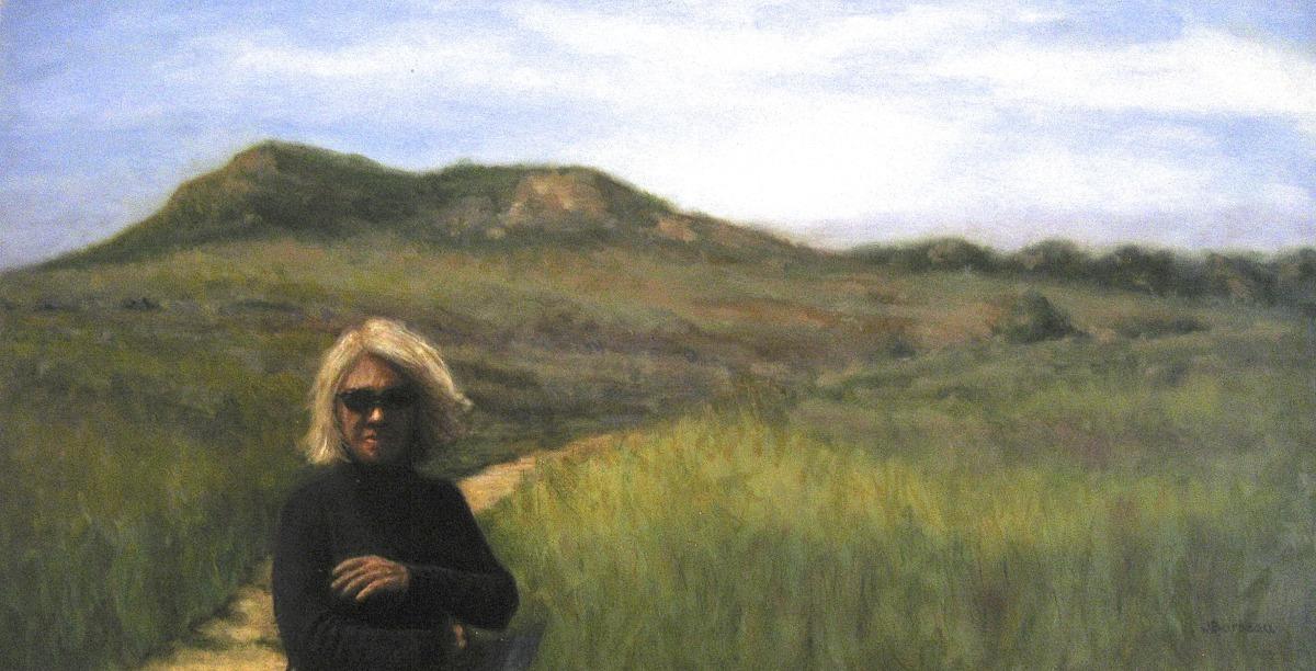 Mom at Quail Hill (large view)