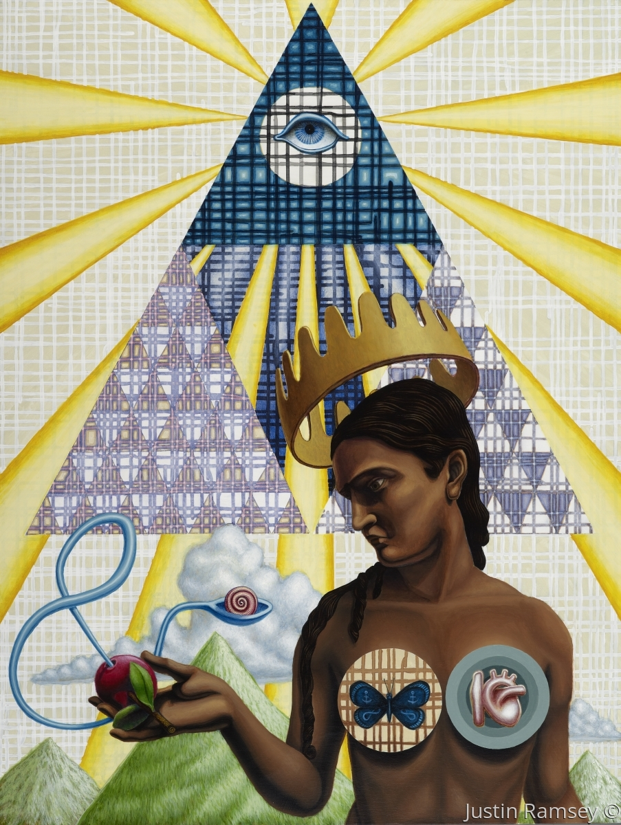 Organic Offering #2: Illumination (large view)