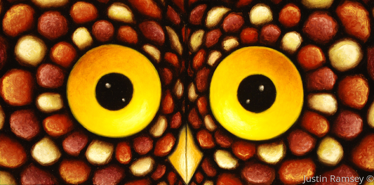 Visionary Owl #1 (large view)