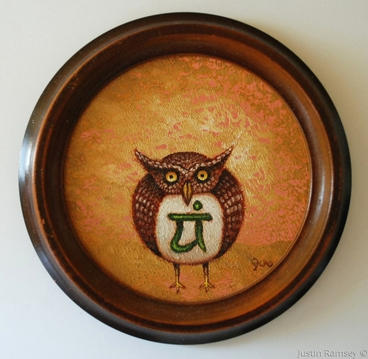 Flow Wise Prana Owl (large view)
