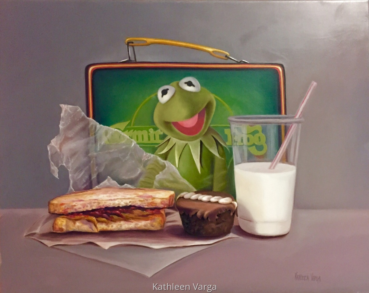 KERMIT'S LUNCH (large view)