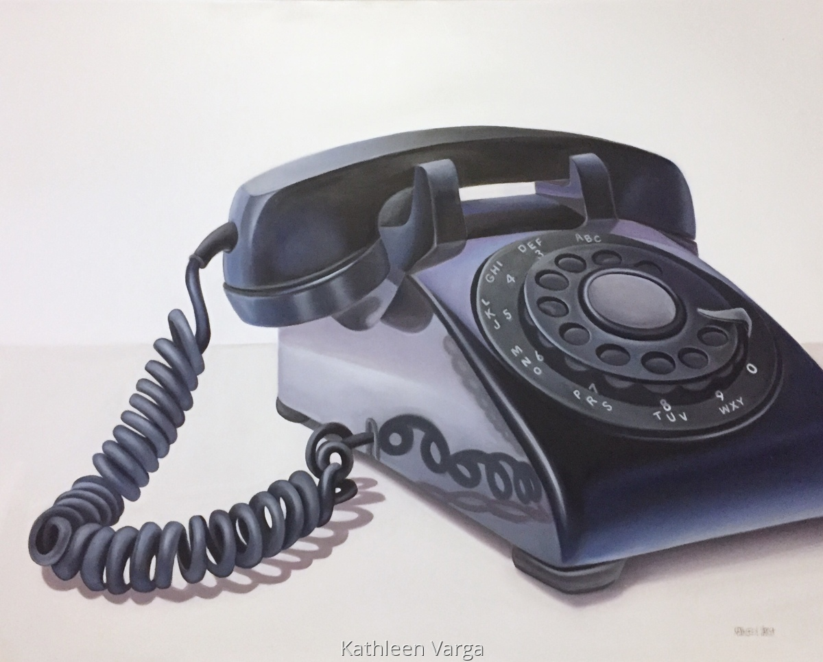 """""""Call Waiting"""" (large view)"""
