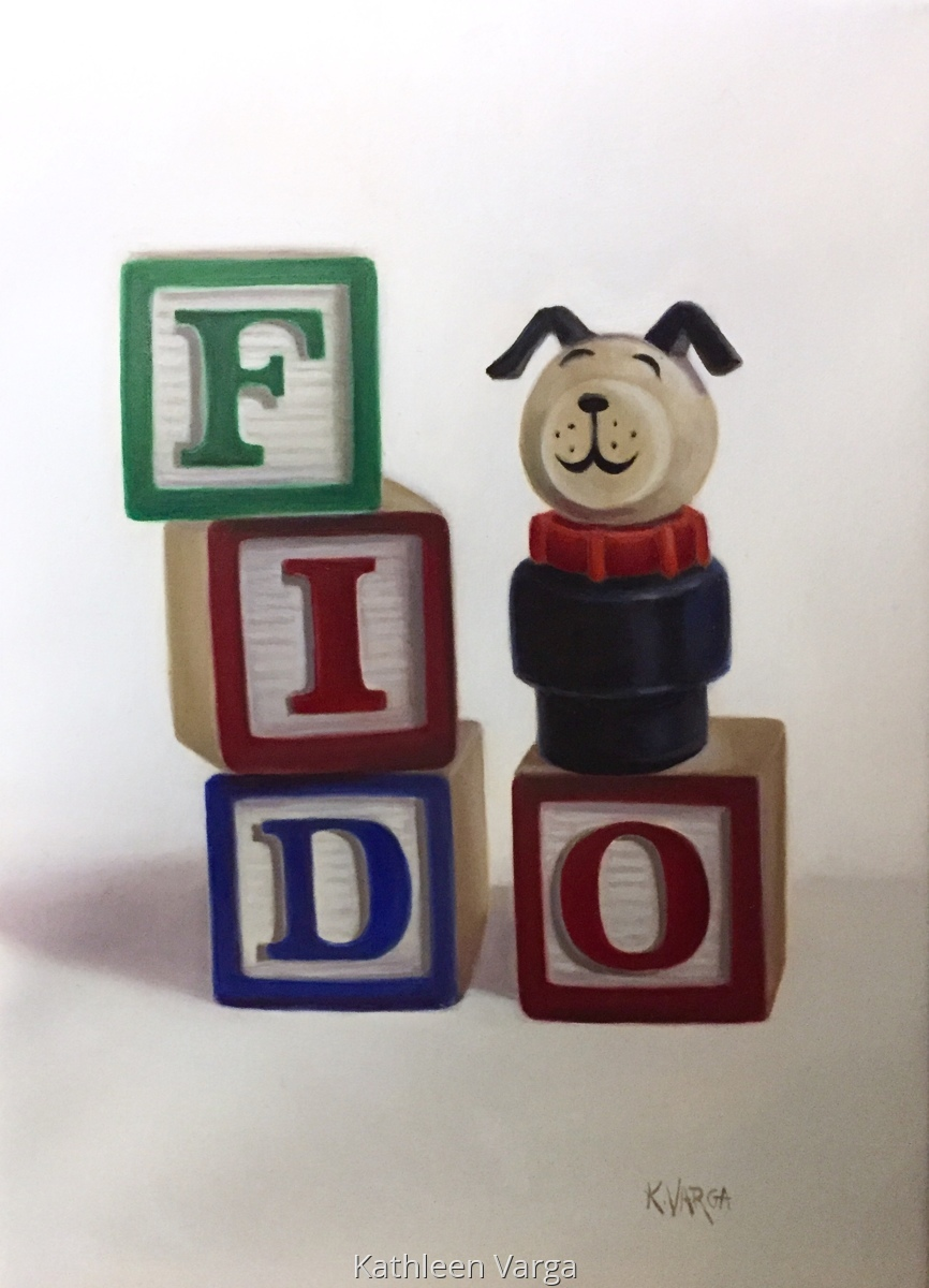 """Fido"" (large view)"