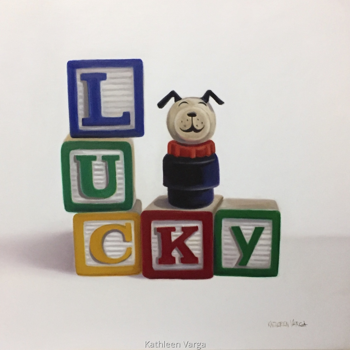 """Lucky"" (large view)"