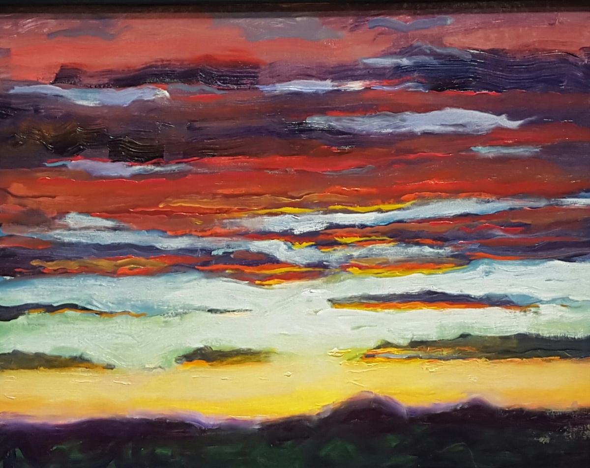 Sandia Sunset 2 (large view)