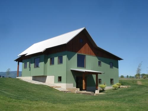 SAGEBRUSH HOUSE