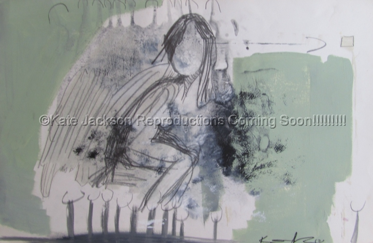 """""""Girl Unfinished Again"""" 2012  (large view)"""