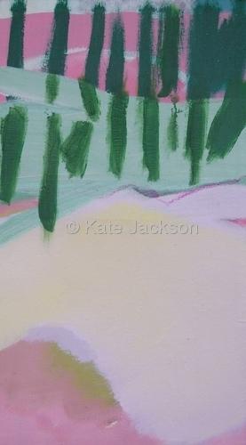 """""""Pink, Yellow, Green Land"""" (large view)"""