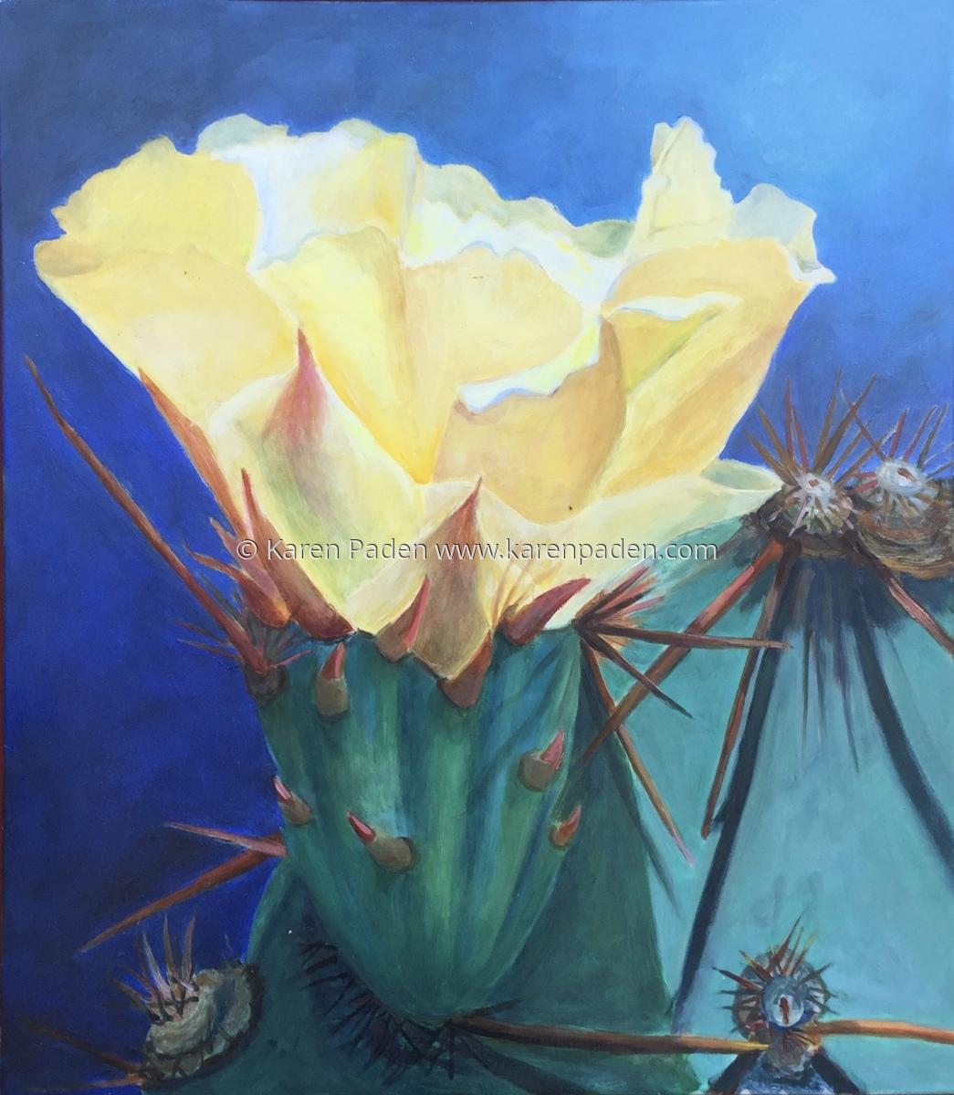 """Night Bloom"" (large view)"