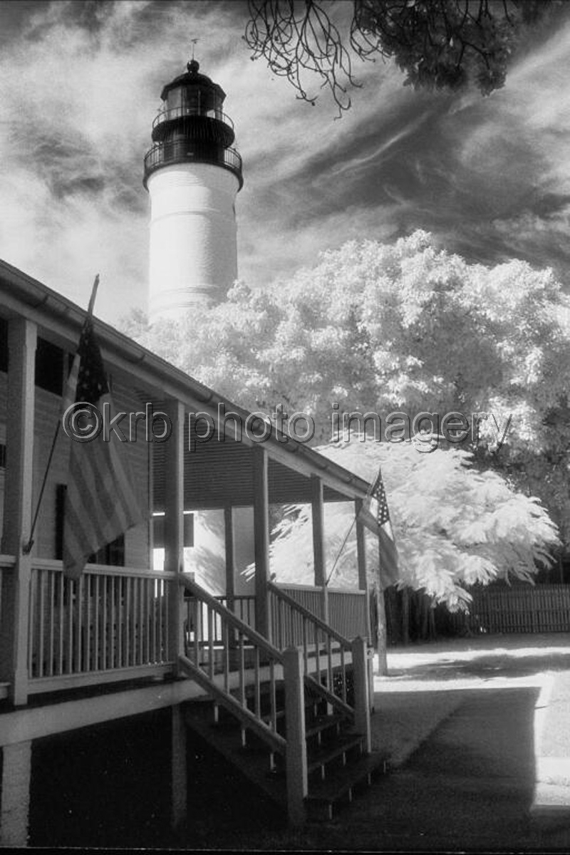 Key West Lighthouse (large view)