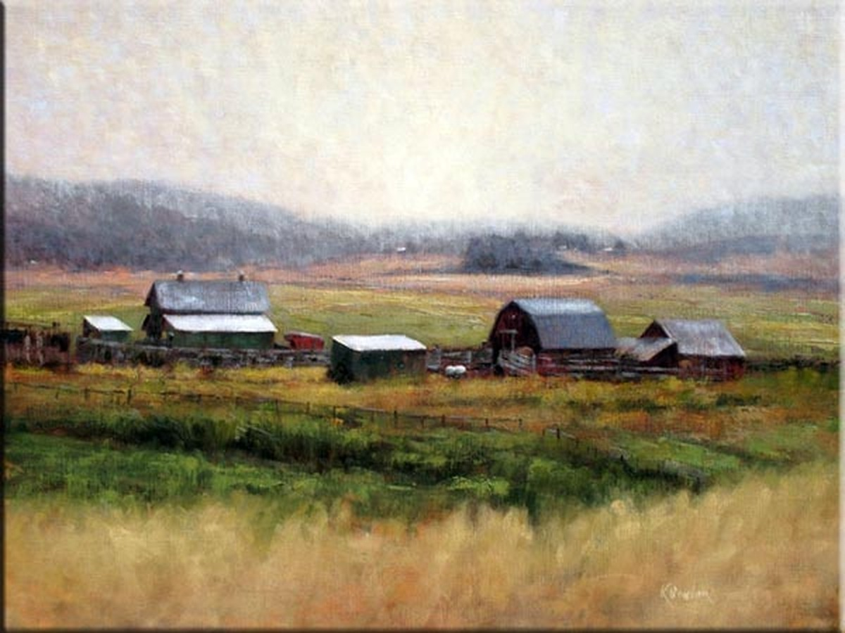 Montana Farm (large view)