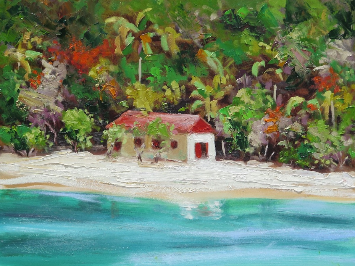 The Year 1680, Cinnamon Bay Warehouse (large view)